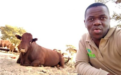 'Farming is not a mattress to lie on' By Duncan Masiwa via www.foodformzansi.co.za